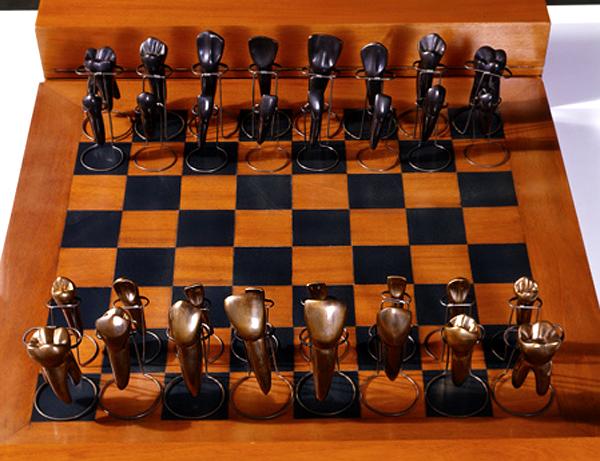 15 Κορυφαία Πρωτότυπα Σετ Σκακιού