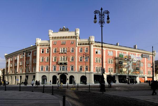 Ένα Ταξίδι στην Όμορφη Τσεχία-Εμπορικό Κέντρο Παλλάντιουμ