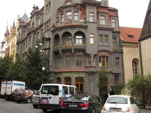 Ένα Ταξίδι στην Όμορφη Τσεχία-Εβραϊκή Συνοικία