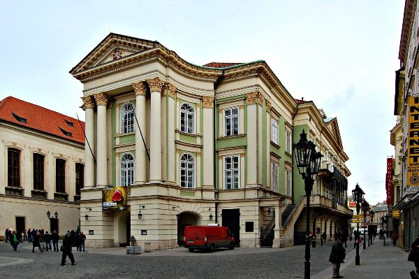 Ένα Ταξίδι στην Όμορφη Τσεχία-Θέατρο,Όπερα Stavovské divadlo