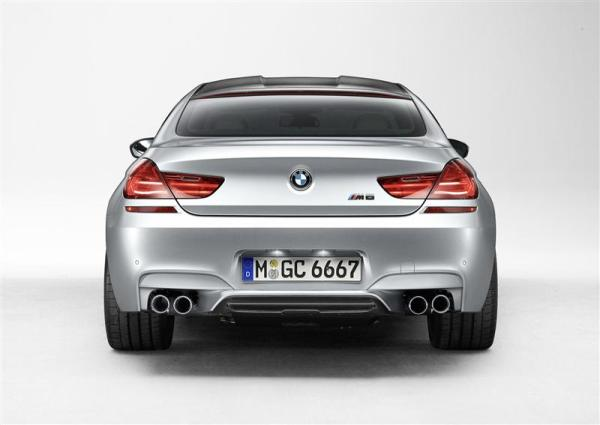 Ένας Υπέρτατος Συνδυασμός Υψηλών Επιδόσεων και Κομψότητας:H ΒΜW M6 Coupe Gran