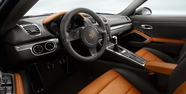 Η Ολοκαίνουργια 2014 Porsche Cayman Coupe