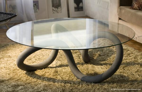 Κομψό Τραπέζι Toroid από τη OL! Os Loucos