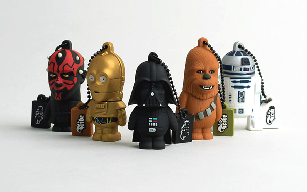 Ο Πόλεμος των Άστρων στα USB Stciks