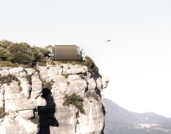 Οικολογικό Ξενοδοχείο από τη IN-TENTA
