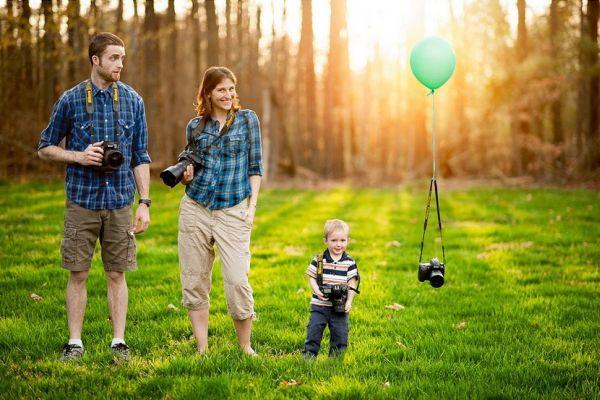 Εκπληκτικά Οικογενειακά Πορτρέτα