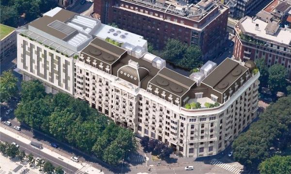Excelsior Hotel Gallia  στο Μιλάνο
