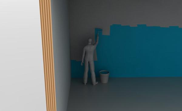 """Βιβλιοθήκη """"Χτίσε Με"""" από το Στούντιο MEJD"""