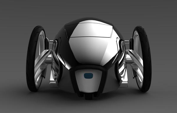 Η Νέα Honda-Type E από τον Michael Brandt
