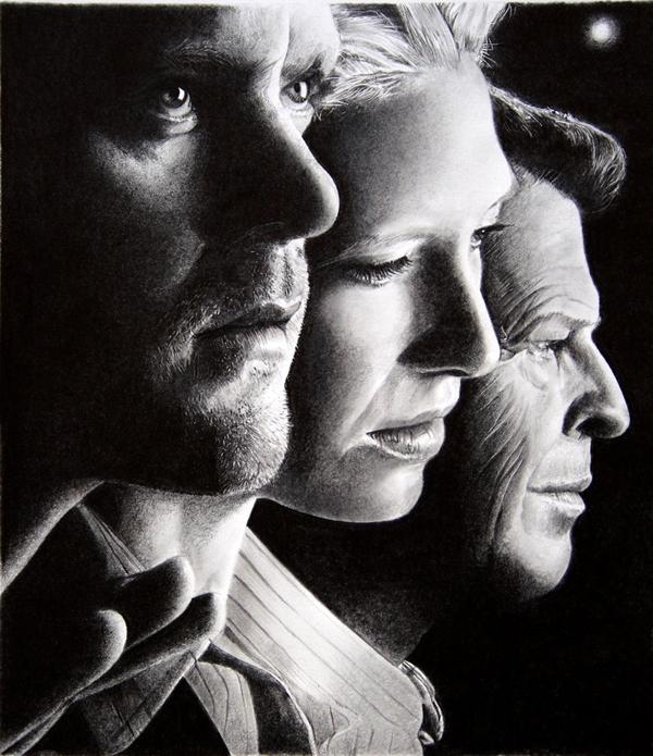 Υπεραλιστική Γραφική Τέχνη από τον Franco Clooney