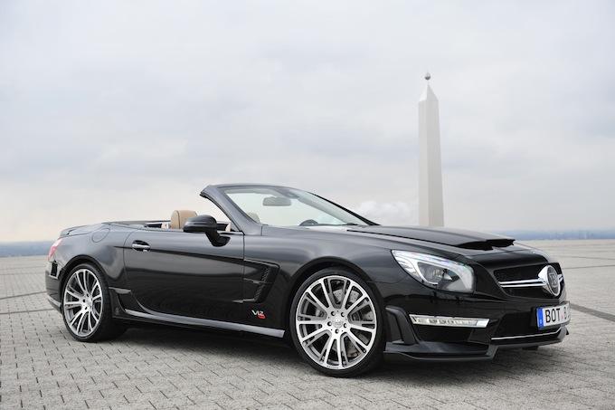 Mercedes-Benz SL 65 AMG-800 Roadster