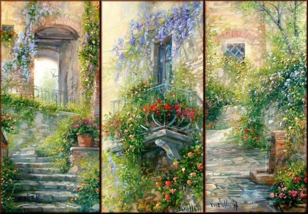 Παραδεισένιες Φωτογραφίες της Antonietta Varallo