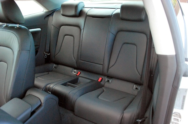 Το Νέο Audi A5 2.0T Quatro