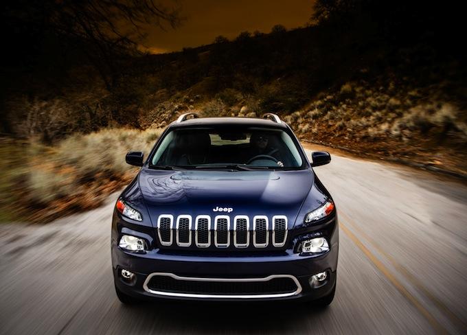 Το Νέο Jeep Cherokee