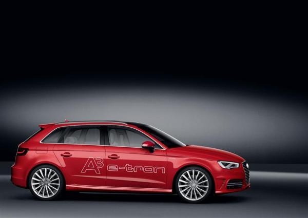 Το Υβριδικό Audi A3 E-Tron