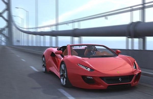 Η Ferrari FT12 του Aldo Schurmann