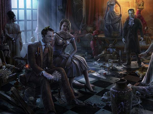 Ψηφιακή Τέχνη από τον Vitaliy Ratushnjack