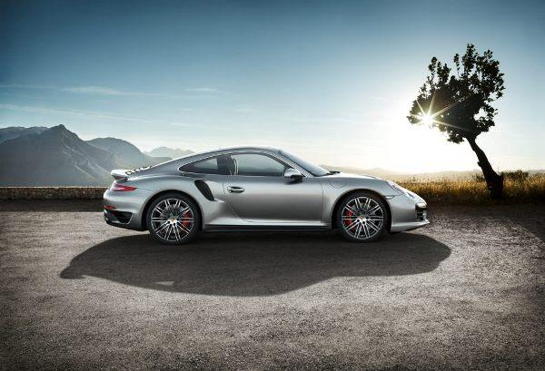 Η Νέα Porsche 911 Turbo