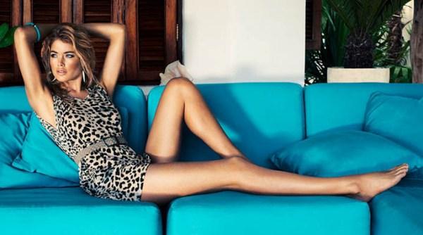 Η Doutzen Kroes και Tyson Ballou στη διαφήμιση της  H&M