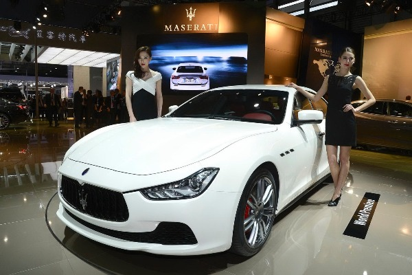 Maserati Ghibli Sedan
