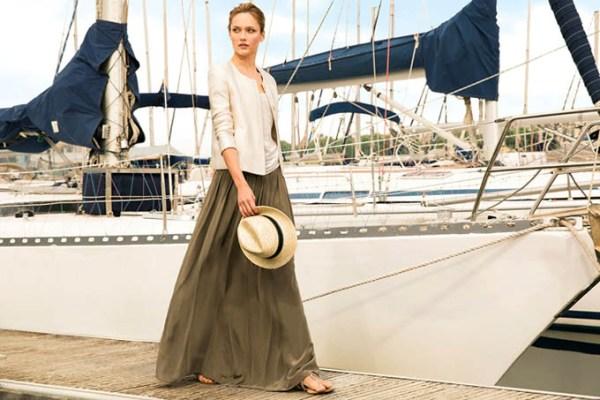 Η Carmen Pedara στο Lookbook Massimo Dutti