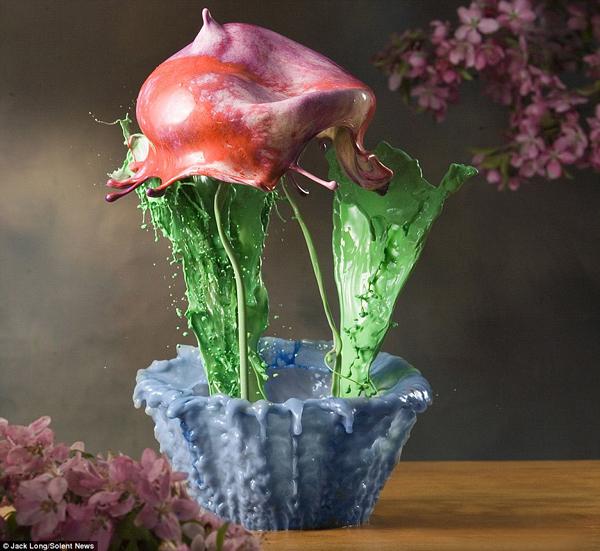 Λουλούδια υψηλής τεχνολογίας από τον Jack Long