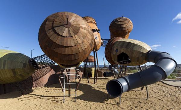 Ο Εθνικός Παιδότοπος Arboretum στην Αυστραλία
