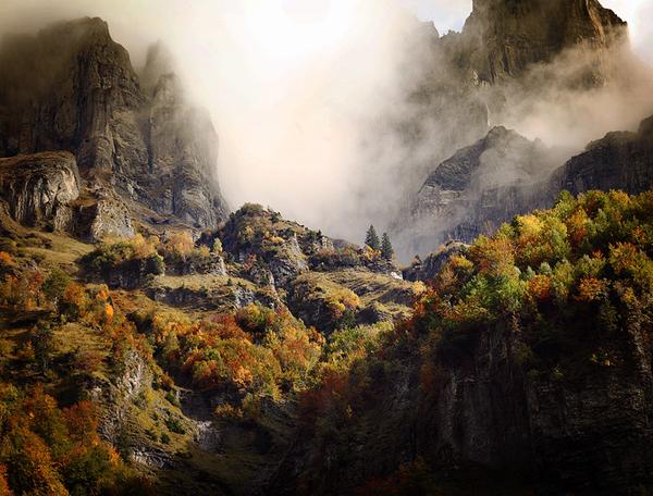 Ονειρεμένα Τοπία από τον Alexandre Deschaumes