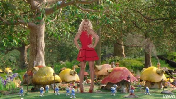 Το νέο video clip της Britney Spears