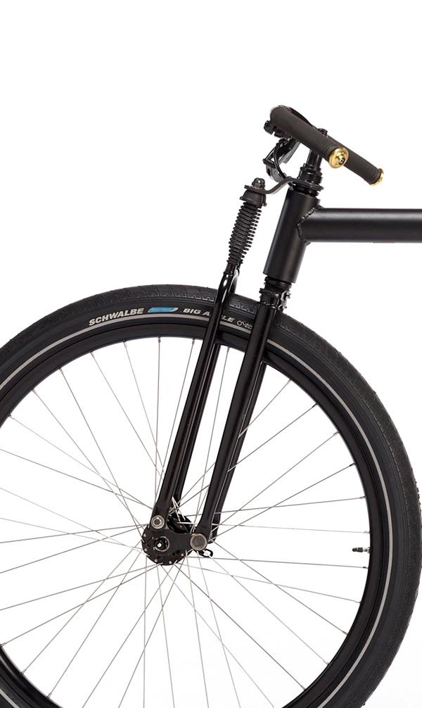 Το Ποδήλατο Πόλης Growler από τον Joey Ruiter