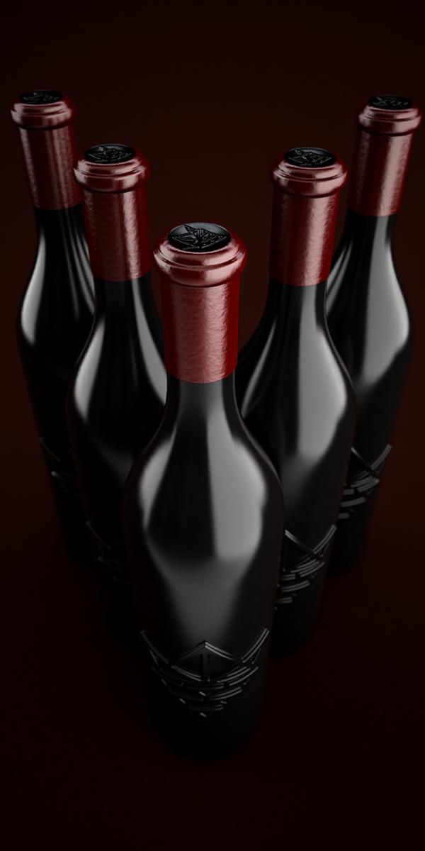 Μπουκάλι Κρασιού Tokaji από τον Szabolcs Moldovan