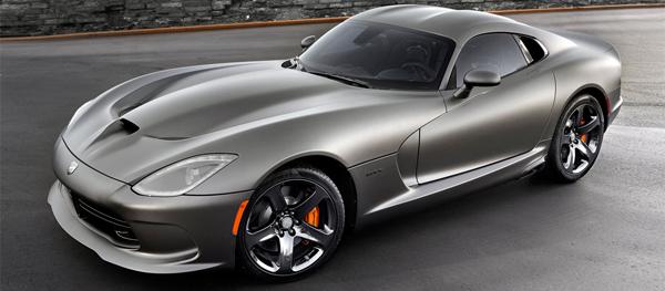 Το 2014 SRT Viper GTS