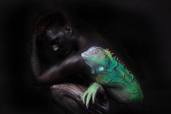 Εκπληκτικές Ανθρώπινες Οφθαλμαπάτες από την Gesine Marwedel