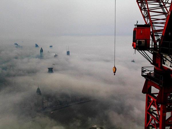 Φωτογραφίες που Κόβουν την Ανάσα από τη Σαγκάη