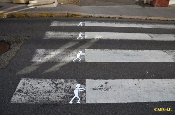 Η Καλύτερη Τέχνη του Δρόμου για το 2013
