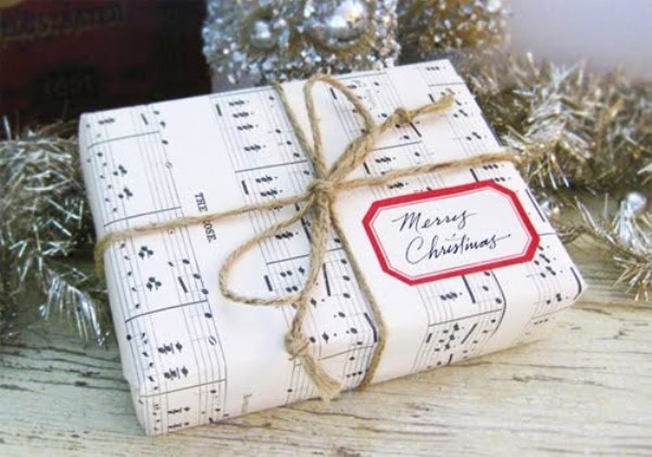 Ιδέες για Περιτυλίγματα Δώρων Χριστουγέννων