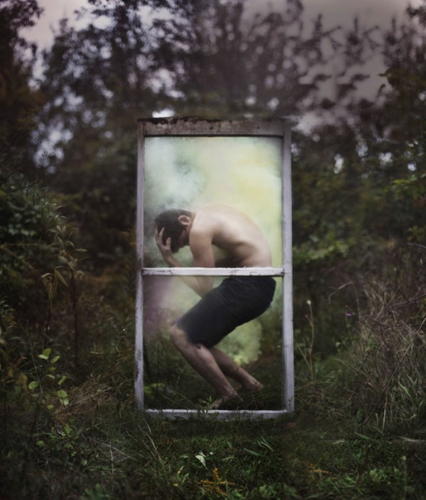 Οι Απίθανες Φωτογραφίες του Ben Zank