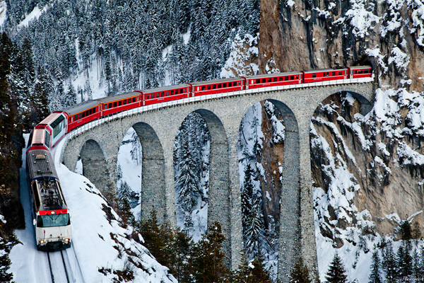 Υπέροχες Χειμερινές Φωτογραφίες