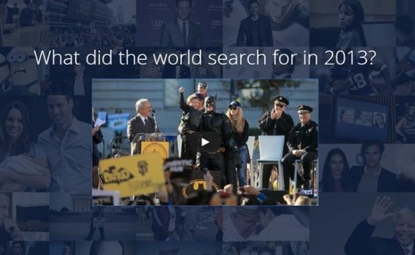 Τι Αναζήτησε ο Κόσμος το 2013