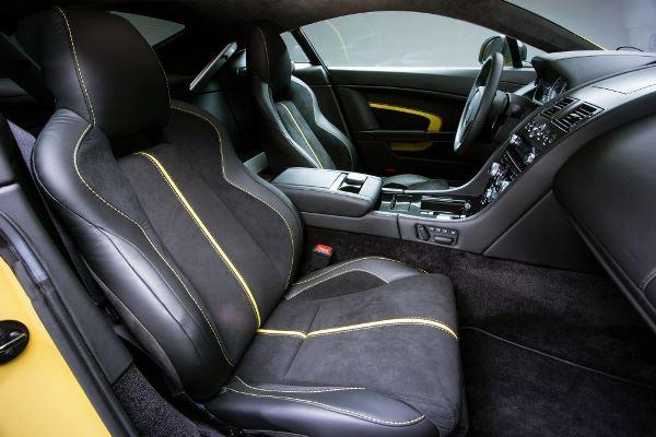 Η Πιο Ακραία Aston Martin V12 Vantage S