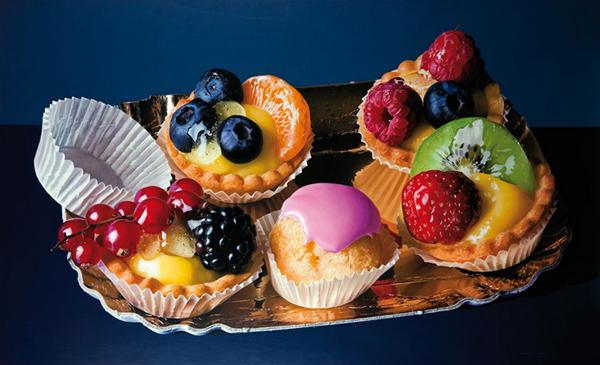 Ρεαλιστικά Φαγητά από τον Luigi Benedicenti