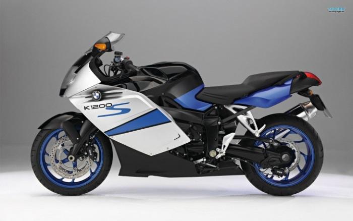 BMW K 1200 S- Με 174 μίλια ανά ώρα