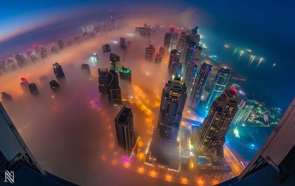 Το Ντουμπάι από Ψηλά