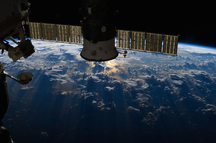 Εκπληκτικές Φωτογραφίες του Διαστήματος από την NASA