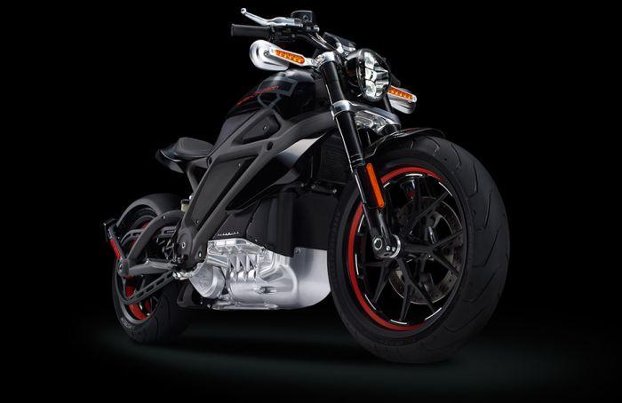 Το Νέο Ηλεκτρικό Δίτροχο Όχημα της Harley-Davidson