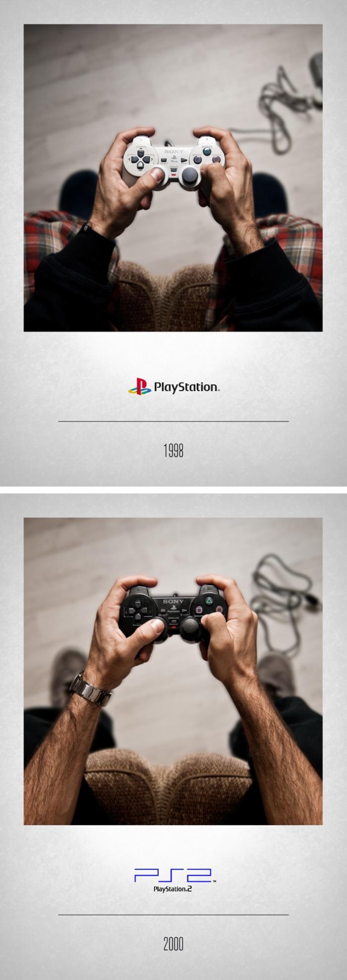 Η Ιστορία των Βιντεοπαιχνιδιών Μέσα από τα Τηλεχειριστήρια