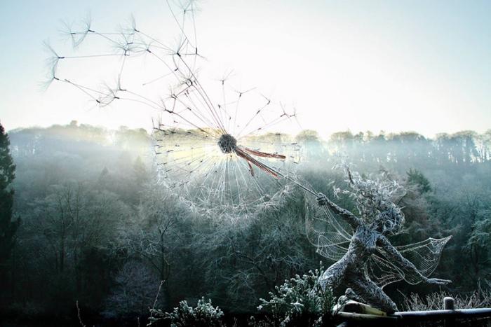 Συρμάτινες Νεράιδες από τον Robin Wight