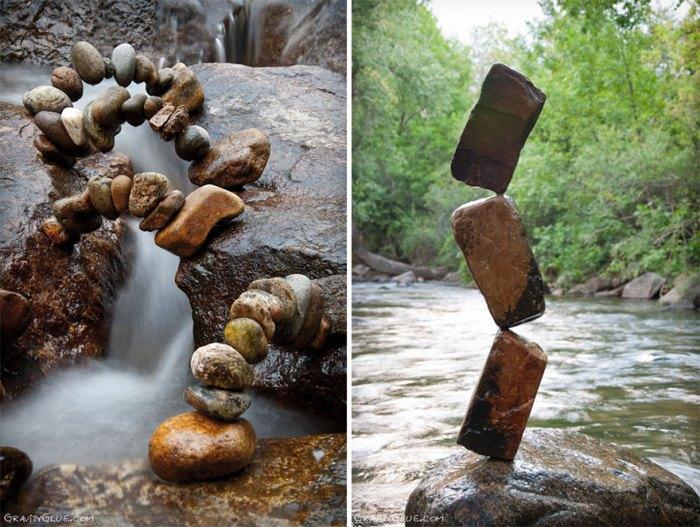Οι Πύργοι της Ισορροπίας από τον Michael Grab