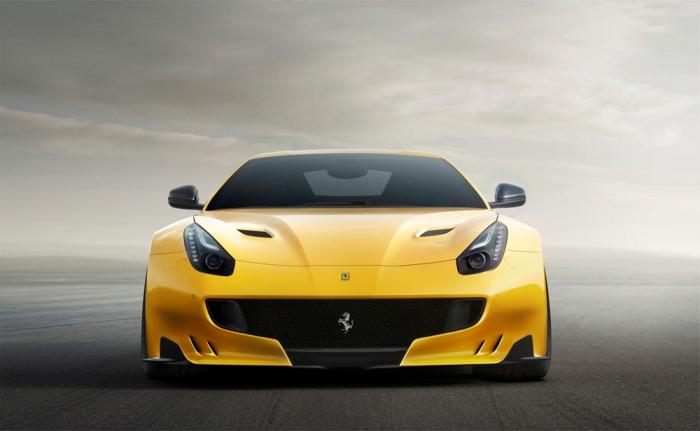 Η Αποκάλυψη της Ferrari F12 TDF