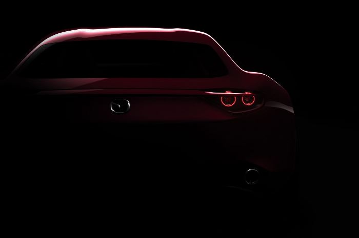 Το Νέο Mazda RX-Vision πιο Καυτό από Ποτέ